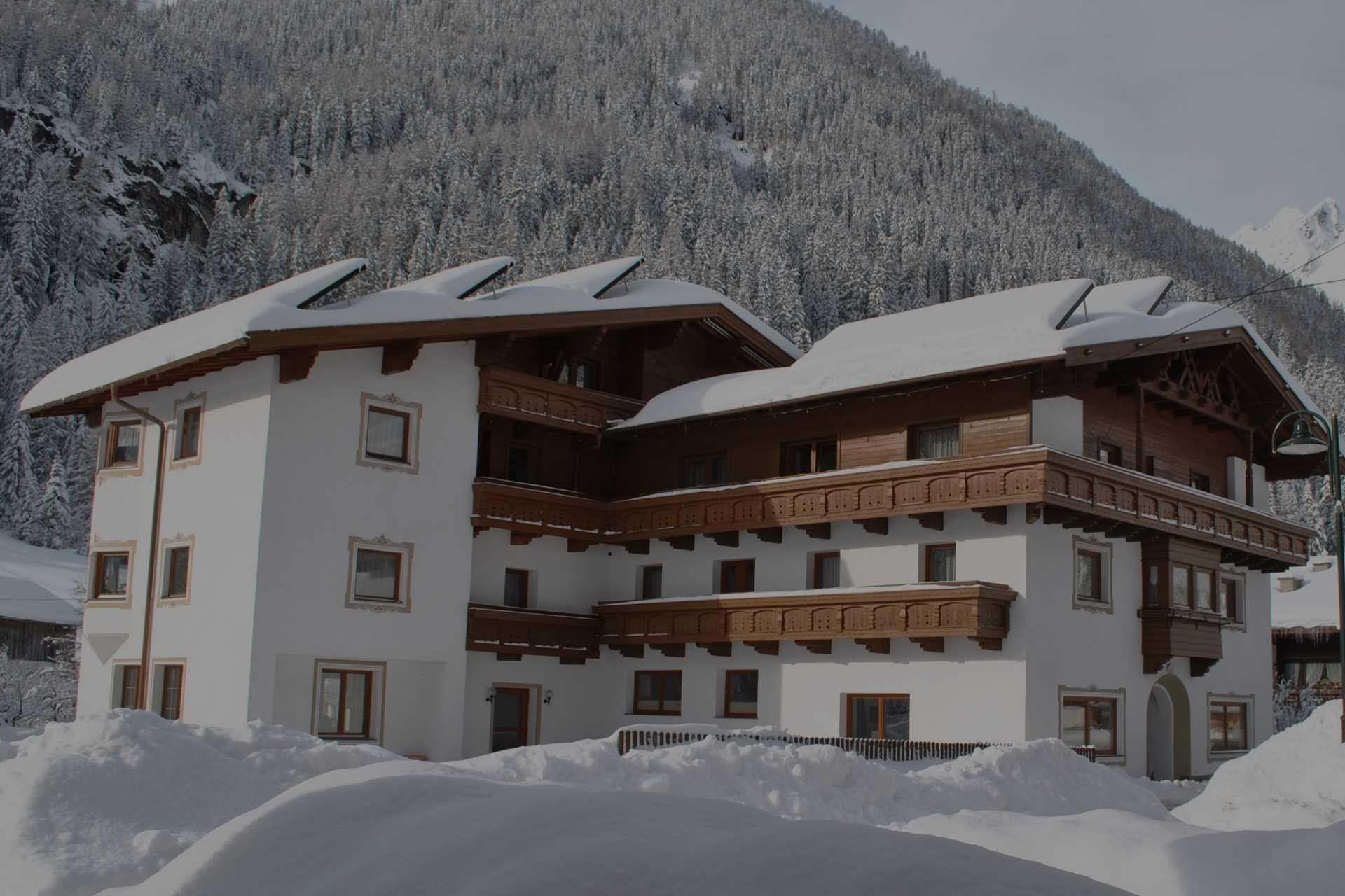 Hotel In St Leonhard Im Pitztal Mit Halbpension
